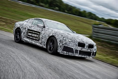 Bmw M8 Prototype Revealed, M8 Gte Confirmed  The Torque