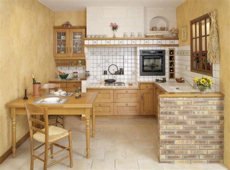 lo basico  decorar una cocina rustica casa  color