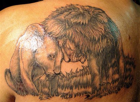 36 Fearless Lion Tattoos
