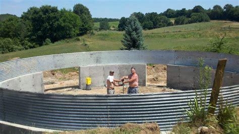 grain bin roof  sale  silo homes images
