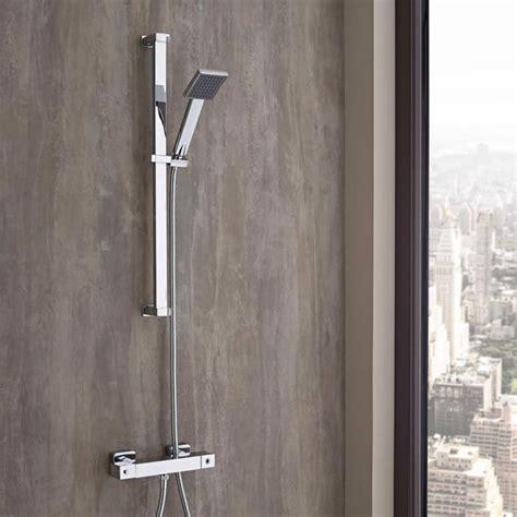 sali e scendi doccia kit doccia completo con asta saliscendi e miscelatore