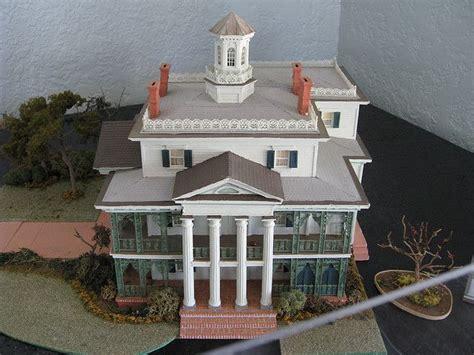 disneyland haunted mansion model  drive  mike