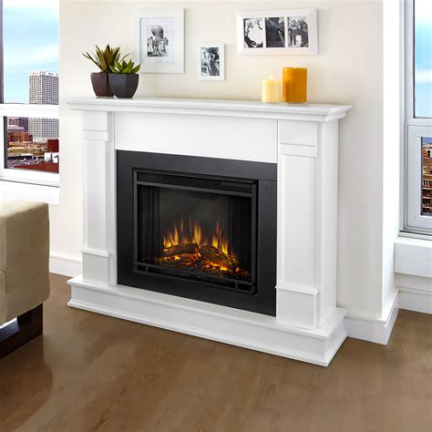 electric fireplaces direct silverton electric fireplace mantel package in white