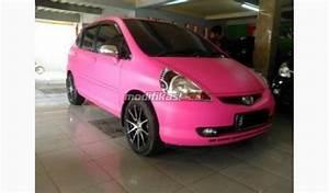 2005 Honda Jazz Idsi Manual Pink