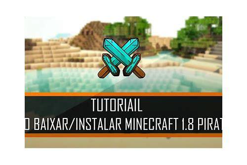 baixar minecraft 1.8 anjocaido baixar gratis