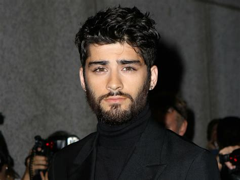 Zayn Malik Says He Had An Eating Disorder During Time With