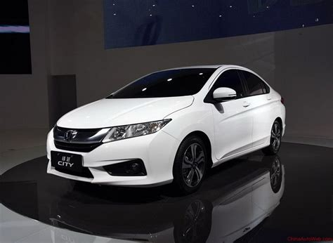 Honda City Picture by Picture 44471 171 Honda City Chinaautoweb