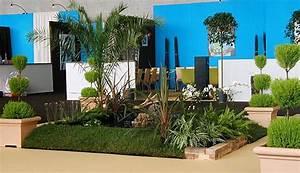 Art et decoration salon de jardin for Deco cuisine pour salon de jardin
