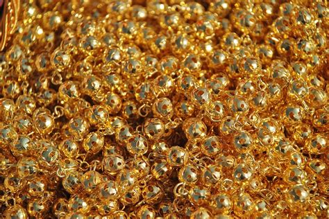 photo necklace pearl gold fashion  image