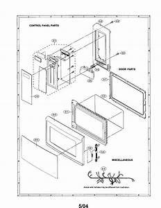 Sharp Carousel Microwave Parts Diagram  U2013 Bestmicrowave