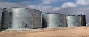 4 Steelcore Wastewater Tanks National Storage Tank