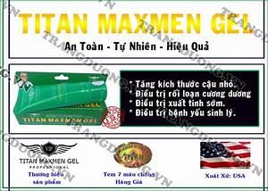 Địa chỉ bán gel titan ở tphcm chính hãng
