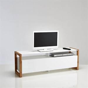 meuble tv porte abattante compo blanc la redoute With photos de meubles de salon 8 canape vert de la redoute photo 1315 canape vert avec
