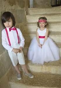 Tenue Garçon D Honneur Mariage : enfant d 39 honneur on pinterest flower girl dresses flower girls and lace flower girls ~ Dallasstarsshop.com Idées de Décoration