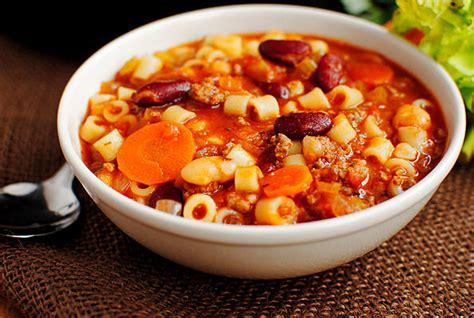 pasta fagioli olive garden recipe copycat olive garden pasta e fagioli soup iowa eats