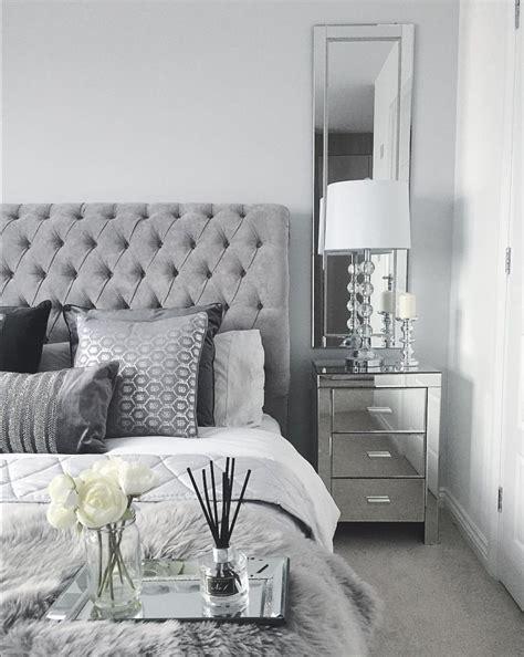Bedroom Colour Inspo by Grey Bedroom Inspo Grey Interior Bedroom Silver Mirror