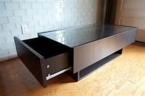 Linnmon Alex Desk White by Ikea Drawers With Glass Top Nazarm Com