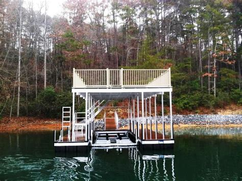 Boat Dock Gates by Custom Dock Systems Builds Quality Boat Docks Boat Lifts