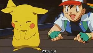 Pikachu And Ash Quotes. QuotesGram
