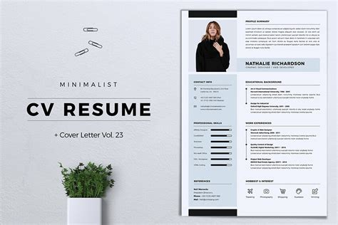 Are you searching for resume background images? The Secret to Writing a Simple Resume That Works (+Best ...