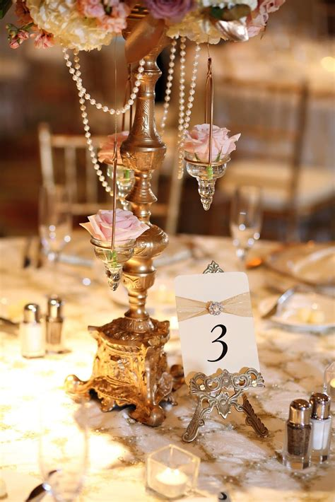 Wedding Centerpieces On Pinterest Wedding Table Numbers