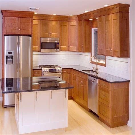 luxury cherry solid wood kitchen cabinetsapiential