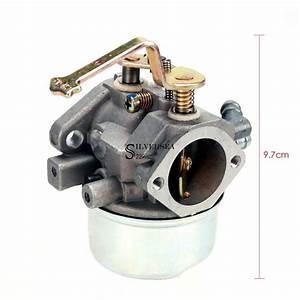 8 Hp Carburetor For Craftsman Tecumseh Machines 640260a