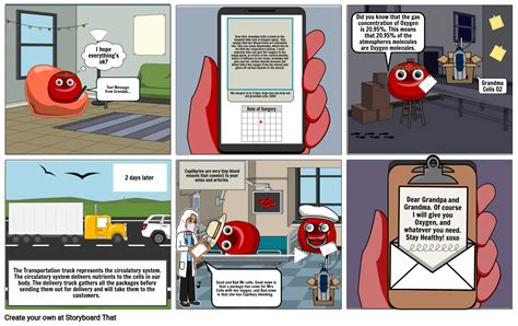 Post Office Comic Strip Storyboard by mbratovz2