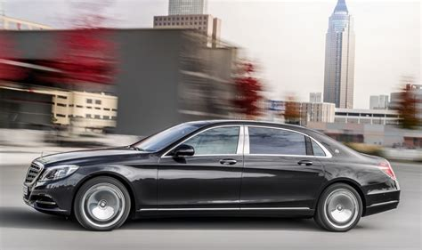 Mercedes-maybach S600 Receives A Starting Price Tag Of €