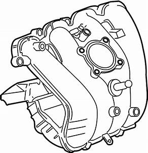 Buick Verano Engine Intake Manifold  Liter