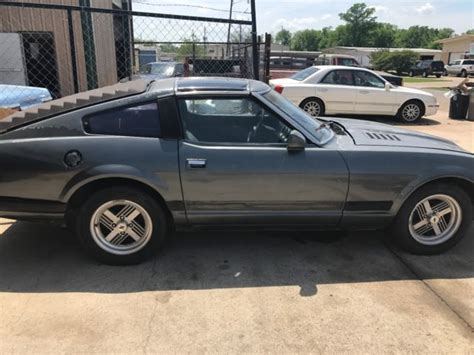 1982 Datsun 280zx Parts by 1982 Datsun 280zx Rust Issues Great Project Car Or