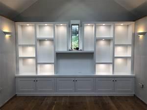 Shelving, Unit, -, Bespoke, Handcrafted, Furniture