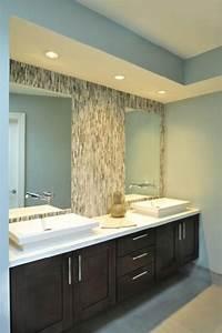 Backsplash Advice For Your Bathroom Would You Tile The