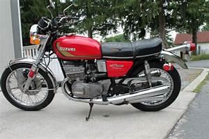 Suzuki Gt380  Gt550  Gt750 Triple 1972  U2013 1977clymer Owners
