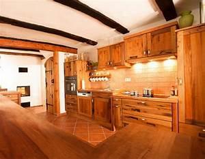 Küche eiche rustikal