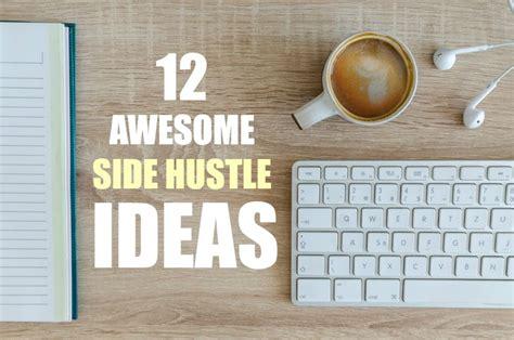 side hustle ideas  work  home  legit options