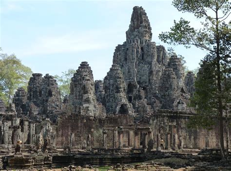 The Bayon Temple, Check Out The Bayon Temple
