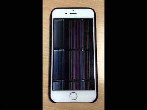 iphone screen glitching out how to fix screen flickering problem on iphone 6 iphone 6