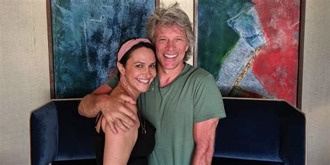 Jon Bon Jovi Meets With Israeli Super Fan Battling Cancer
