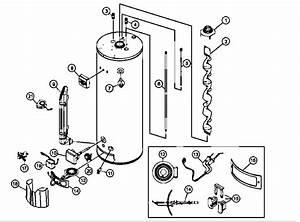 Kenmore Elite 153332640 Gas Water Heater Parts