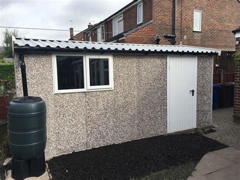 yorkshire garage revamps garage refurbishments