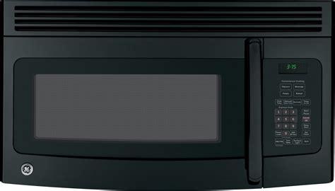 jvmdfbb ge  cu ft   range microwave oven black