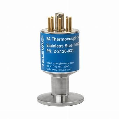 2a Gauge Vacuum Thermocouple Pirani Pressure 4a