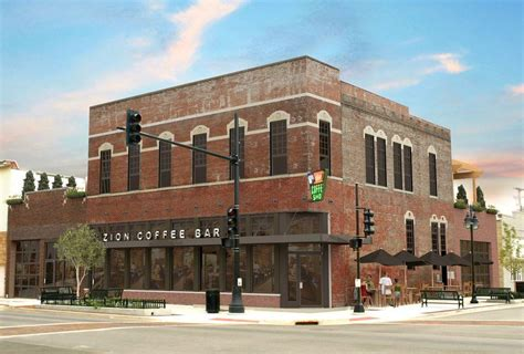 flooring depot peoria il zion coffee bar to open in warehouse district across from
