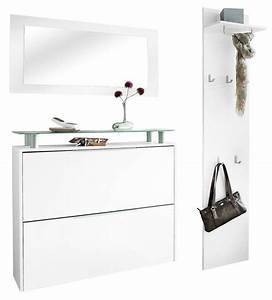 Garderobe 60 Cm Breit : garderoben set rena 2 3 tlg online kaufen otto ~ Watch28wear.com Haus und Dekorationen