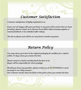 No salesman cold callers canvassers label door window for Returns policy template