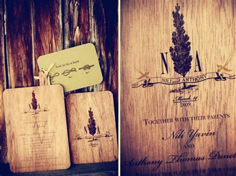 Top 6 Rustic Wedding Invitations For Shabby Chic Weddings