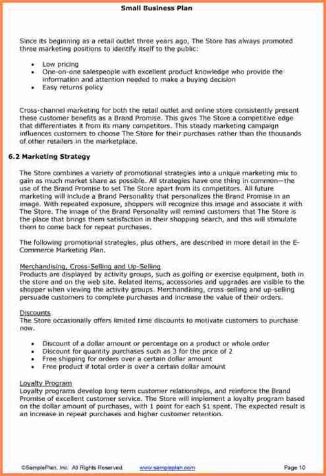 5+ small business plan proposal  Project Proposal