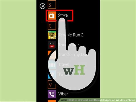 3 ways to uninstall and reinstall apps on windows phone