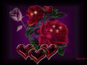animated rose picture name hearts and roses roses 13170813 400 300 gifviews 8464size 42 2